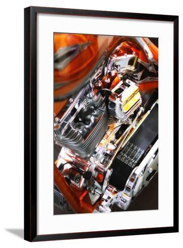 Custom Chopper II-Alan Hausenflock-Framed Art Print
