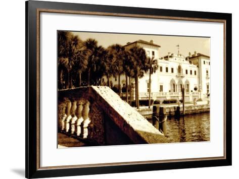Vizcaya II-Alan Hausenflock-Framed Art Print