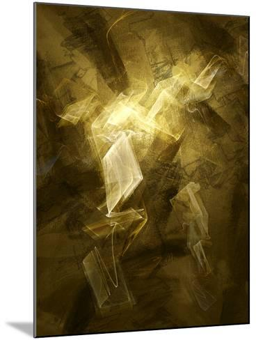 Fractal Light I-Alan Hausenflock-Mounted Photographic Print