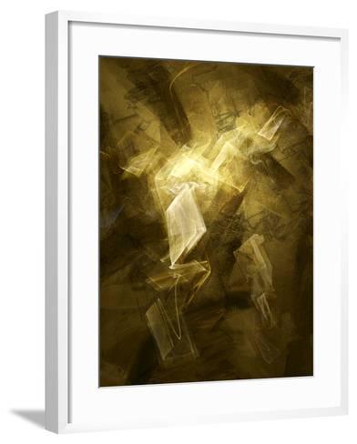 Fractal Light I-Alan Hausenflock-Framed Art Print