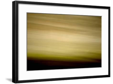 Streaked Horizon II-Karyn Millet-Framed Art Print