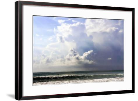 Ocean Storm II-Alan Hausenflock-Framed Art Print