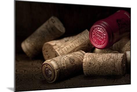Wine Corks Still Life IV-C^ McNemar-Mounted Photographic Print