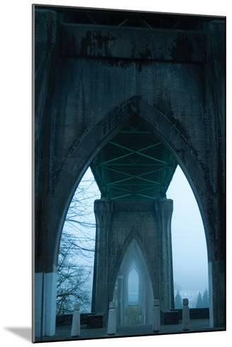 St. Johns Arches I-Erin Berzel-Mounted Photographic Print