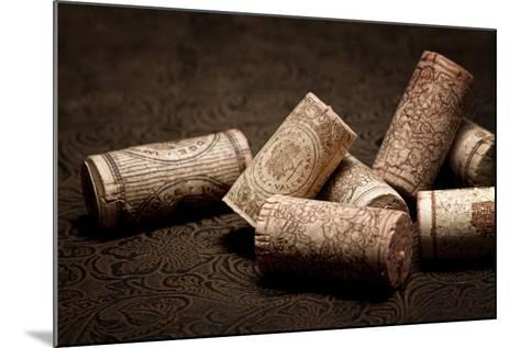 Wine Corks Still Life III-C^ McNemar-Mounted Photographic Print