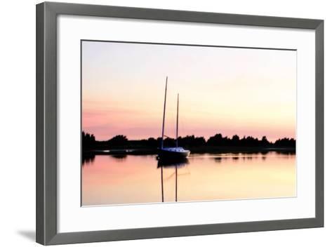 At Anchor II-Alan Hausenflock-Framed Art Print