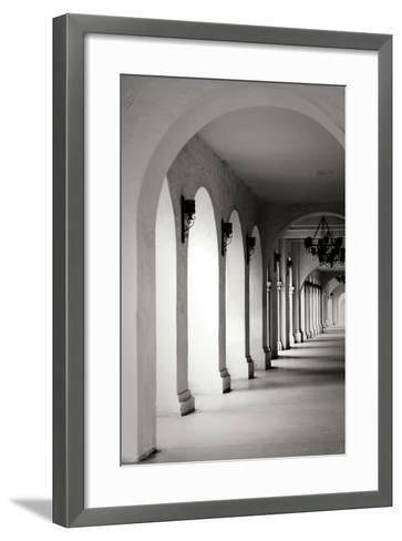 El Prado I-Erin Berzel-Framed Art Print