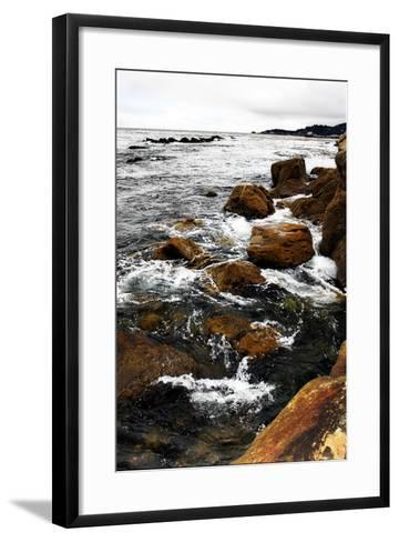 Sand Hill Cove 2-Alan Hausenflock-Framed Art Print