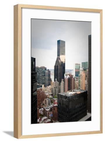 Trump World Tower I-Erin Berzel-Framed Art Print
