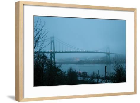 St. Johns Bridge VII-Erin Berzel-Framed Art Print