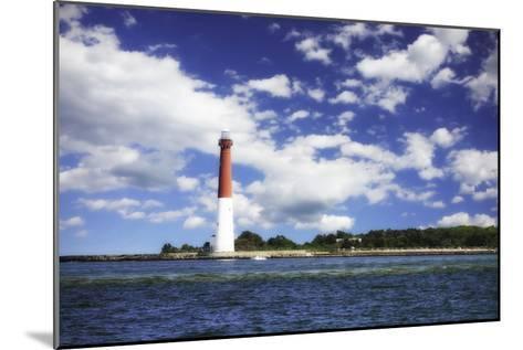 Barnegat Bay Light I-Alan Hausenflock-Mounted Photographic Print