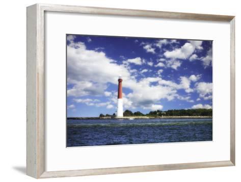 Barnegat Bay Light I-Alan Hausenflock-Framed Art Print