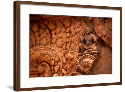 Carvings II-Erin Berzel-Framed Art Print