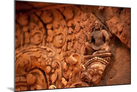 Carvings II-Erin Berzel-Mounted Photographic Print