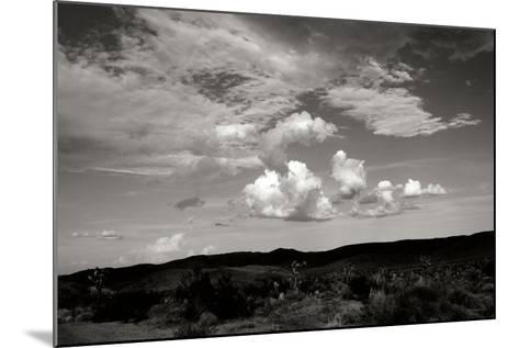 Clouds in Joshua Tree II-Erin Berzel-Mounted Photographic Print