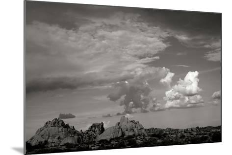 Clouds in Joshua Tree I-Erin Berzel-Mounted Photographic Print