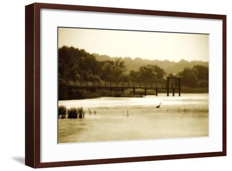 Lagoon I-Alan Hausenflock-Framed Art Print