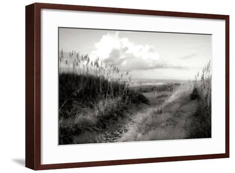 Dunes I BW-Alan Hausenflock-Framed Art Print