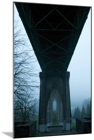 St. Johns Arches II-Erin Berzel-Mounted Photographic Print