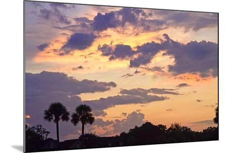 San Marcos Sunset 3-Alan Hausenflock-Mounted Photographic Print