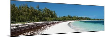 Winding Bay Beach II Panel-Larry Malvin-Mounted Photographic Print