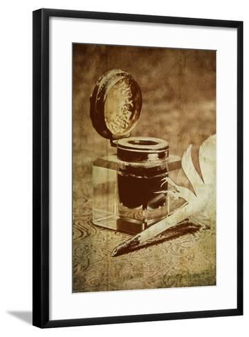 Inkwell V-C^ McNemar-Framed Art Print