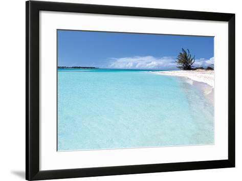 Beach Delliscay-Larry Malvin-Framed Art Print