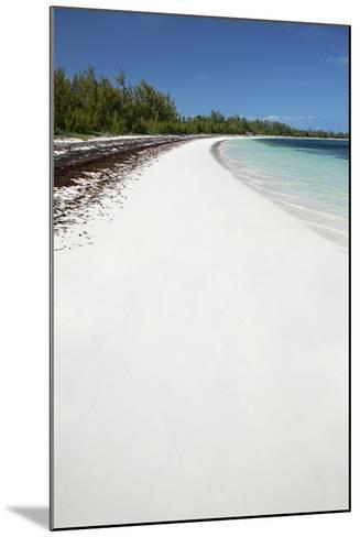 Winding Bay Beach II-Larry Malvin-Mounted Photographic Print