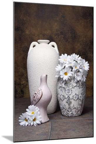Vases with Daisies II-C^ McNemar-Mounted Photographic Print