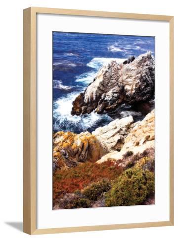 Pinnacle Cove I-Alan Hausenflock-Framed Art Print