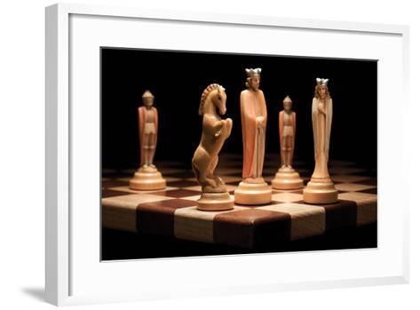 Kings Court I-C^ McNemar-Framed Art Print