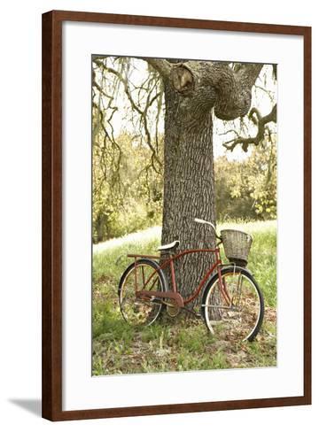 Go by Bike II-Karyn Millet-Framed Art Print