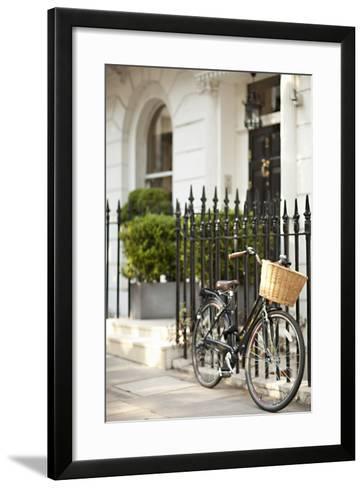 Go by Bike I-Karyn Millet-Framed Art Print