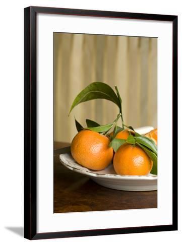 Oranges I-Karyn Millet-Framed Art Print
