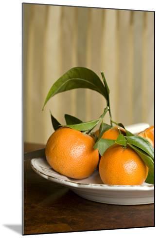 Oranges I-Karyn Millet-Mounted Photographic Print