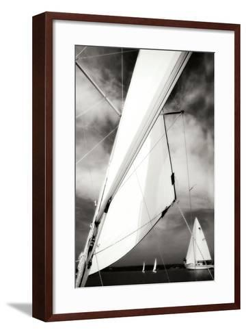 Close Hauled I-Alan Hausenflock-Framed Art Print