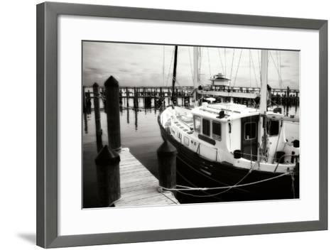 Cambridge Docks I-Alan Hausenflock-Framed Art Print