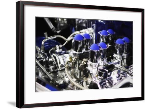 Injected Power-Alan Hausenflock-Framed Art Print