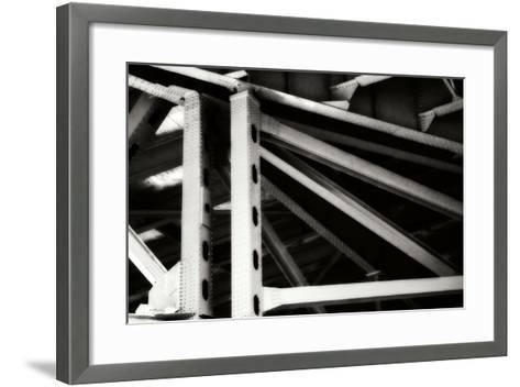 Rivets and Steel VII-Alan Hausenflock-Framed Art Print