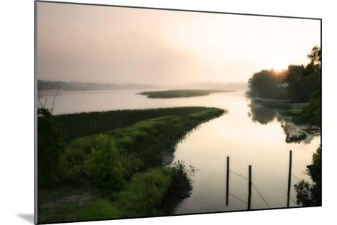 Fog on the Mattaponi 6-Alan Hausenflock-Mounted Photographic Print