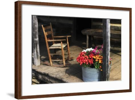 That Ol' Rockin Chair I-Alan Hausenflock-Framed Art Print