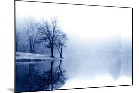 Fog on the Lake III-Alan Hausenflock-Mounted Photographic Print