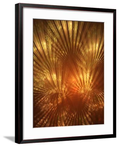 Scalloped Fantasy-Alan Hausenflock-Framed Art Print
