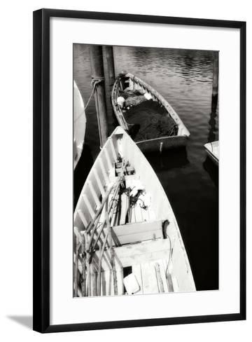 Skiffs II-Alan Hausenflock-Framed Art Print