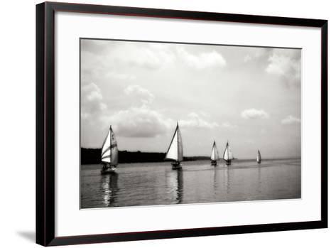 On the Potomac I-Alan Hausenflock-Framed Art Print