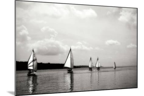 On the Potomac I-Alan Hausenflock-Mounted Photographic Print