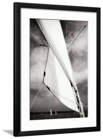 Close Hauled II-Alan Hausenflock-Framed Art Print