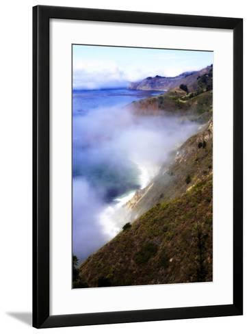 California Coast 1-Alan Hausenflock-Framed Art Print