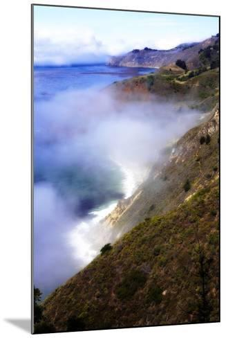 California Coast 1-Alan Hausenflock-Mounted Photographic Print
