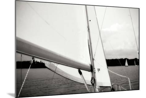 Close Hauled IV-Alan Hausenflock-Mounted Photographic Print